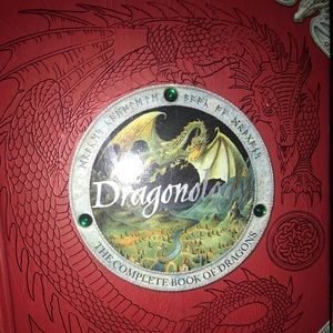 Other - Dragonology The Complete Book of Dragons